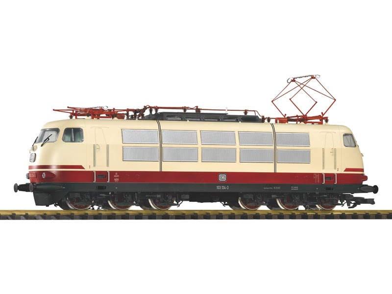 E-Lok BR 103 der DB, Epoche IV, Spur G