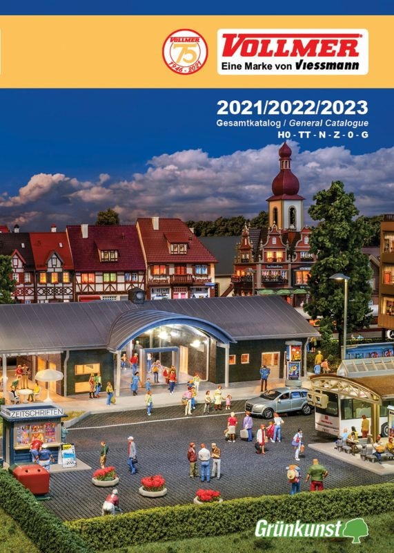 Vollmer Katalog 2018/2019/2020 DE/EN