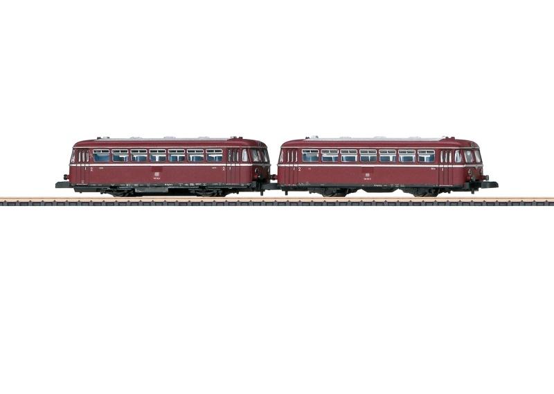 Triebwagen Baureihe 798 der DB, Spur Z