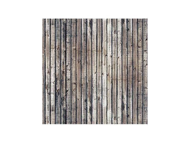 2 Dekoplatten »Verwitterte Holzbretter«, Spur H0/TT