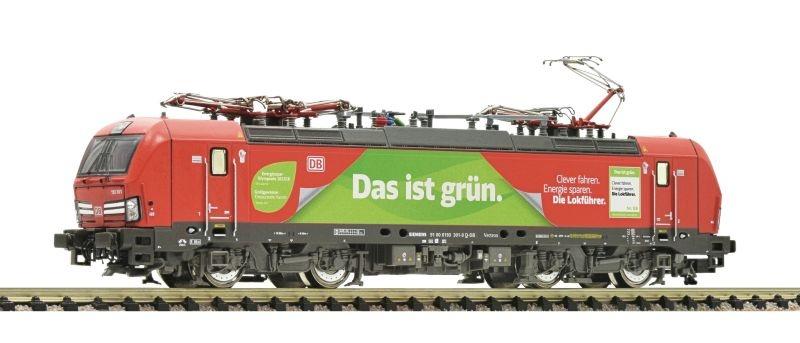 Elektrolokomotive 193 301-9 der DB AG, Epoche VI, Spur N