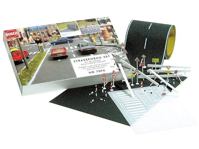 Straßenbau-Set, Spur H0