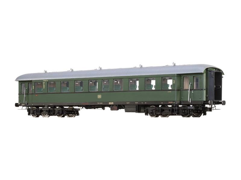Personenwagen B4ye-36/50 DB, III, H0