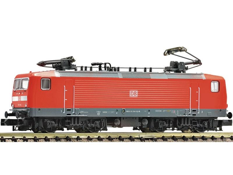 Elektrolokomotive BR 112 der DB-AG, Sound, Spur N