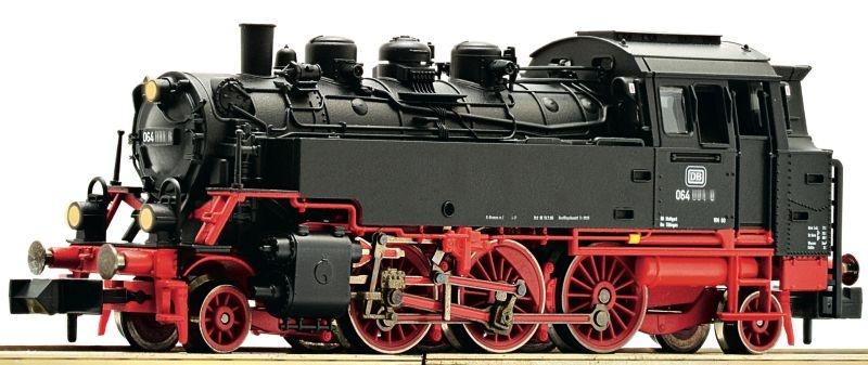 Digital-Dampflok Baureihe 064 der DB, Epoche IV, Spur N