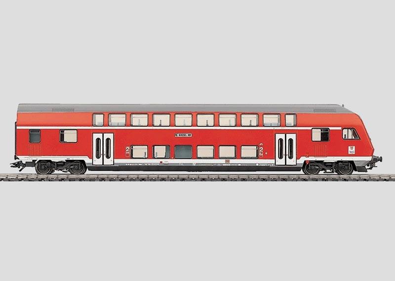 Doppelstocksteuerwagen DBbzf 761 2. Klasse DB AG H0