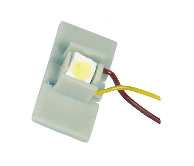 LED für Etageninnenbeleuchtung gelb, 10 Stück