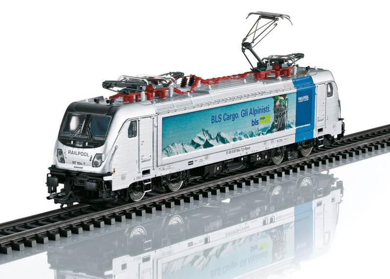 E-Lok BR 187.0 BLS AG Cargo H0