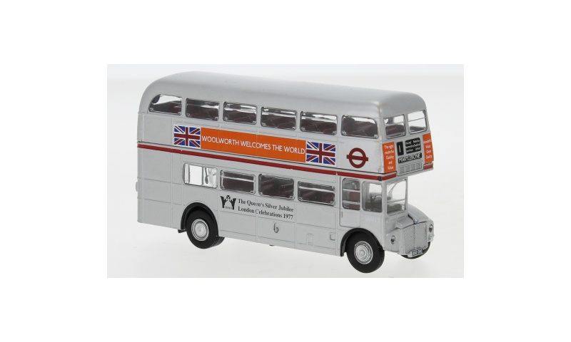 AEC Routemaster, Silver Jubilee, 1977, 1:87 / H0