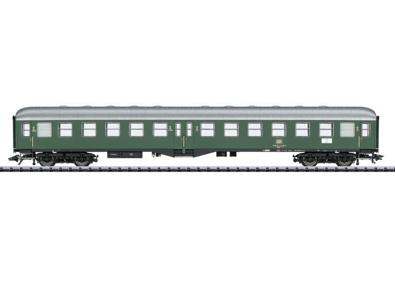 Eilzugwagen 1./2. Klasse der DB, DC, Spur H0