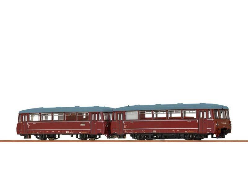 Verbrennungstriebwagen VT2.09/VS2.09 DR, III, Sound, Spur N