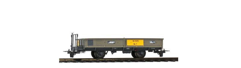 RhB Xk 9370 Bm7 Bahndienstwagen, Epoche IV-V, Spur H0m