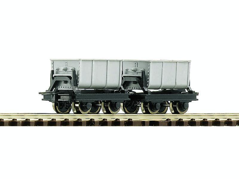 Güterwagen-Set Zementloren 2-tlg. H0e