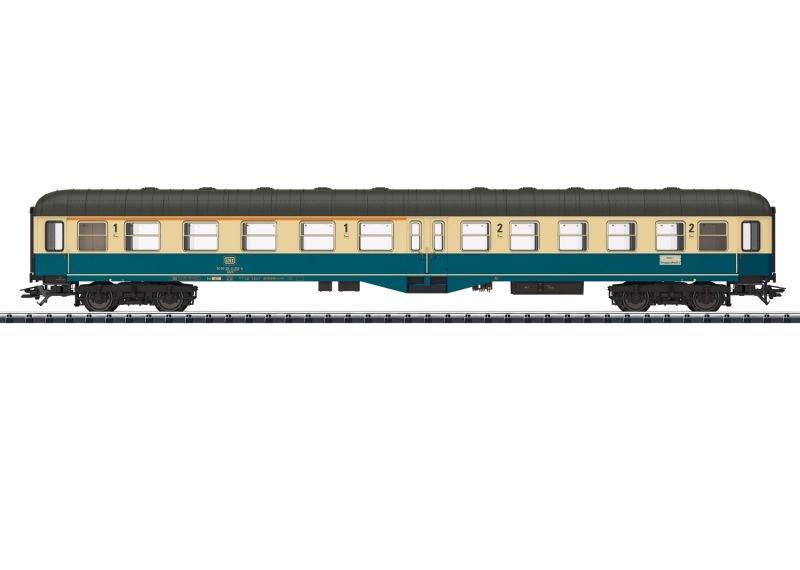 Personenwagen 1./2. Klasse ABym(b)411 der DB, DC, Spur H0