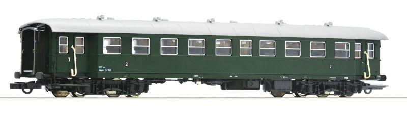 Eilzugwagen 2. Klasse der ÖBB, DC, Spur H0