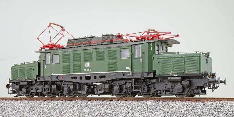 E-Lok BR E94 194 126 der DB, Epoche IV, chromoxidgrün, H0