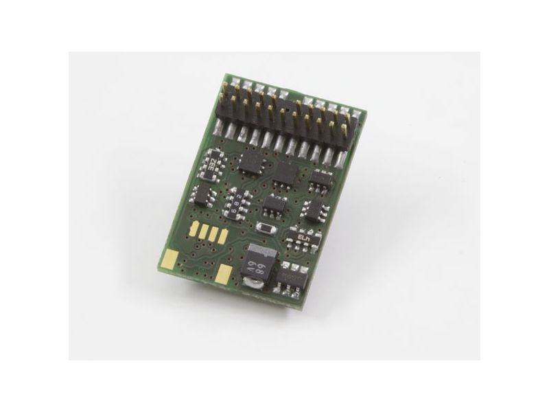 Lokdecoder SILVER+PluX22, NEM658
