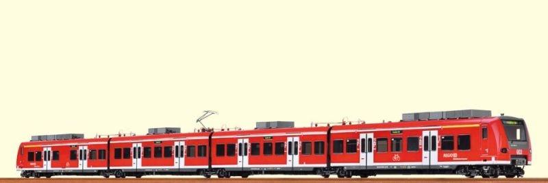 Sound-E-Triebwagen 425 der DB Regio Hessen, Epoche V,Spur H0