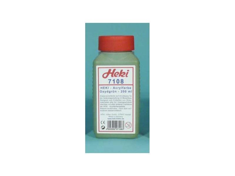 Acrylfarbe Grün, 200 ml
