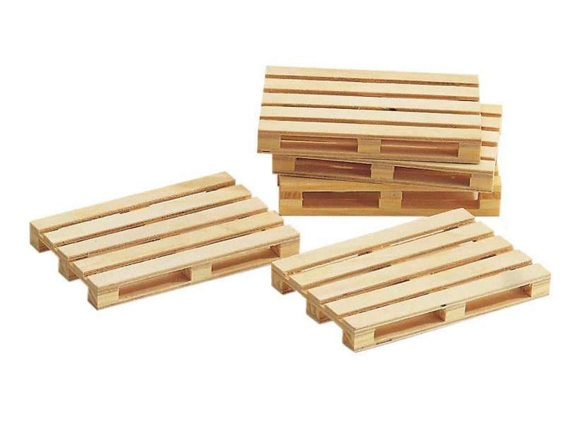 5 Holzpaletten, Spur 1/G