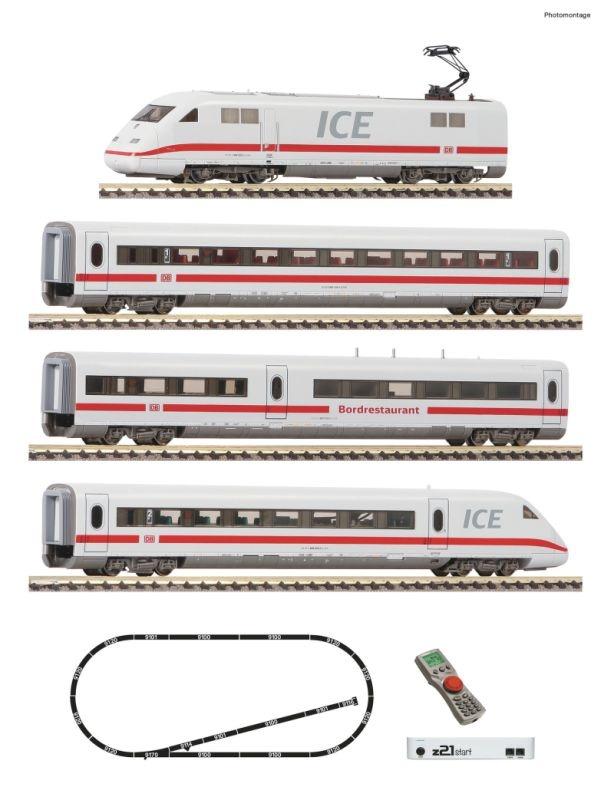 z21 start Digitalset: 4-tlg. ICE 2-Triebzug, DB, DC, Spur N