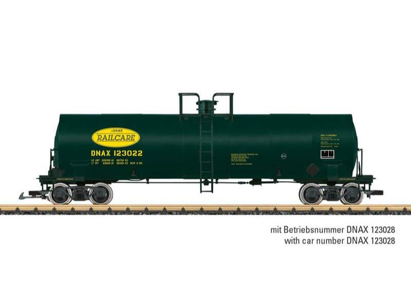 DNAX Railcare Tankcar Spur G