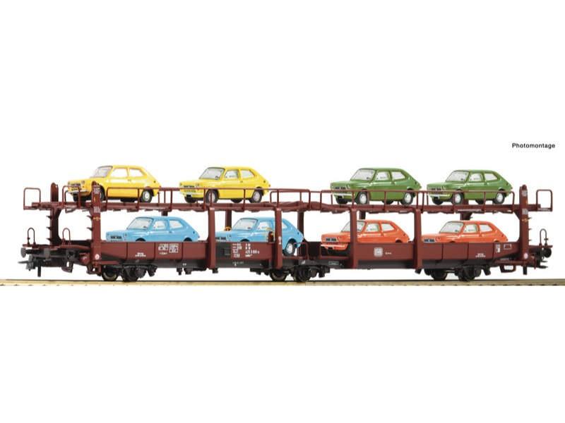 Autotransportwagen Laes 543 DB H0