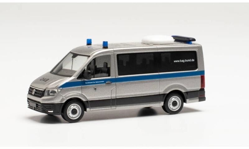 VW Crafter Bus Flachdach BAG, 1:87 / Spur H0