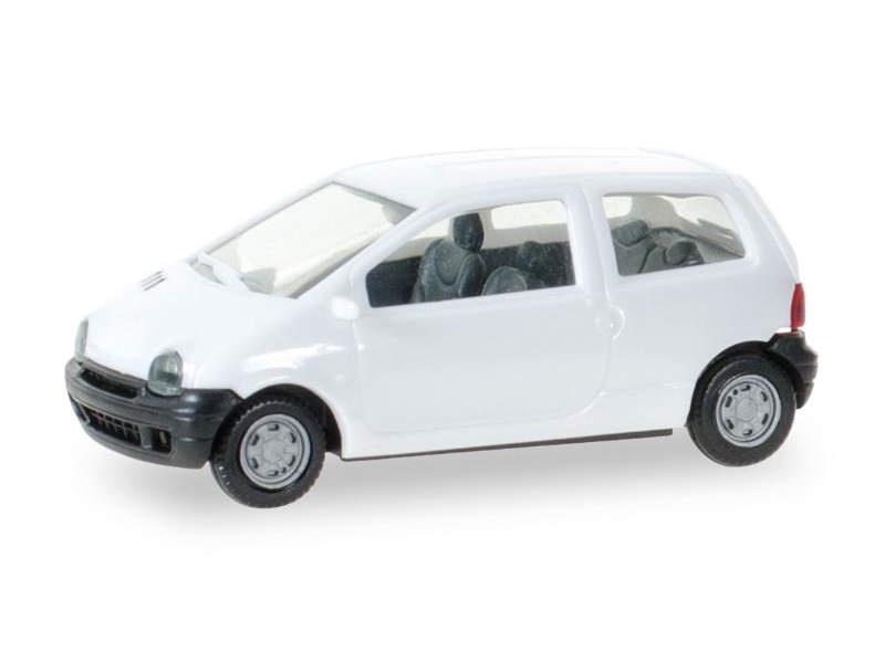 MiniKit: Renault Twingo, weiß, 1:87 / H0