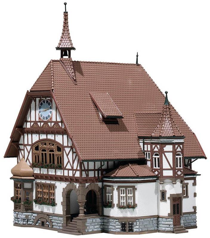 Rathaus Allmannsdorf Bausatz H0