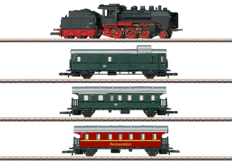 Startpackung Museums-Personenzug, Spur Z