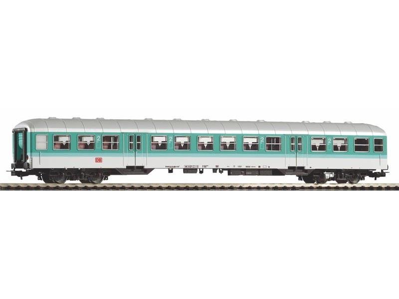 Nahverkehrswagen n-wagen 1./2. Kl. DB AG mintgrün, V, DC, H0