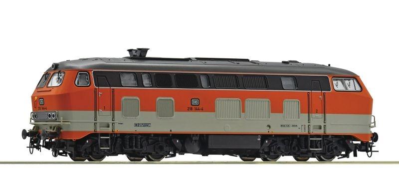 Diesellokomotive BR 218.1 der DB, Sound, DC, Spur H0