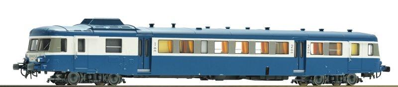 Dieseltriebwagen X2800 der SNCF, DC, Spur H0