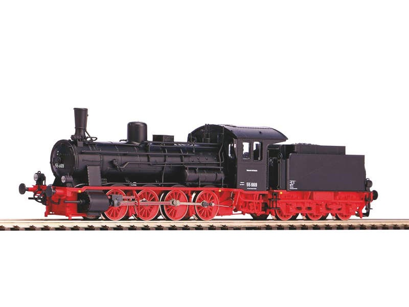 Dampflok BR 55 der DR, Epoche III, Spur TT