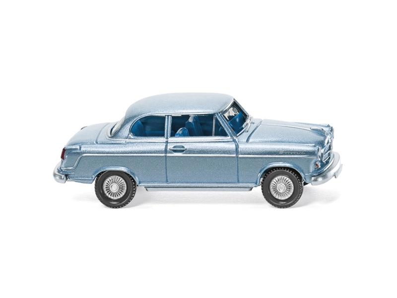 Borgward Isabella Limousine - eisblau metallic 1:87 / H0