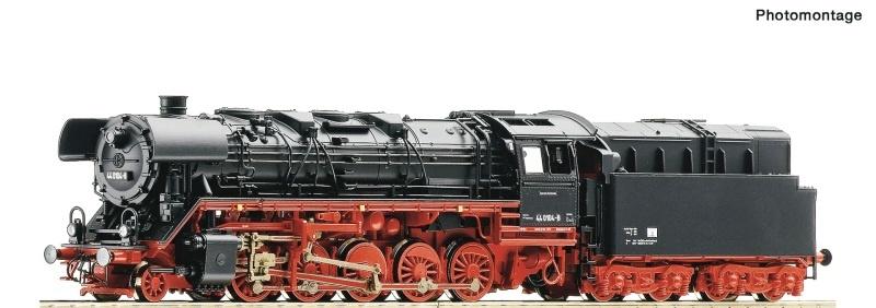 Dampflokomotive 44 0104-8 der DR, Spur TT