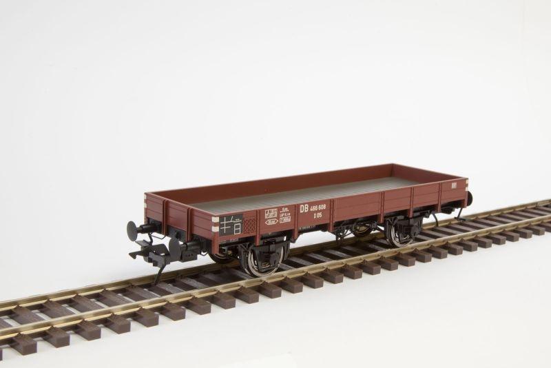 Niederbordwagen X05, DB, Ep.3, Betr.-Nr. 461 043, Spur 0