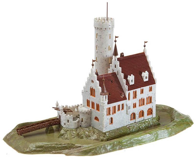 Wasserburg Bausatz N