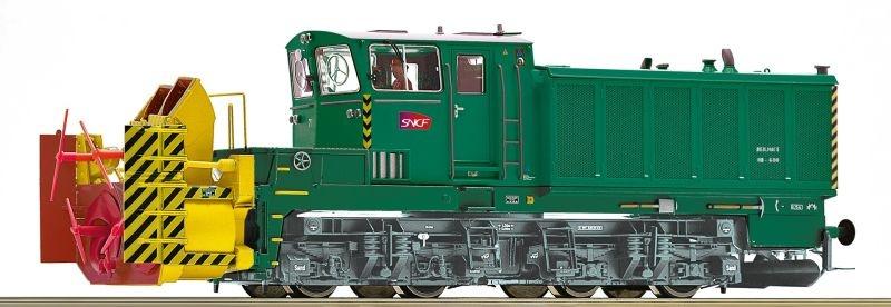 Beilhack Schneeschleuder der SNCF, Sound, DC, Spur H0