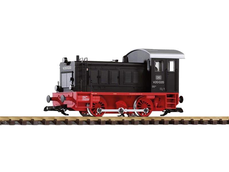 Diesellok V 20 der DB, Epoche III, Spur G