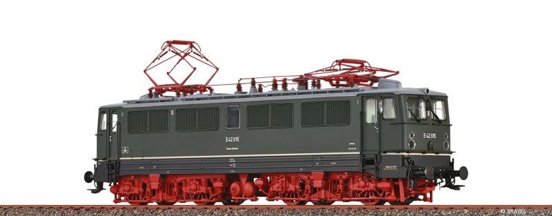 E-Lok E42 der DR, III, Digital Extra, Sound, DC, Spur H0