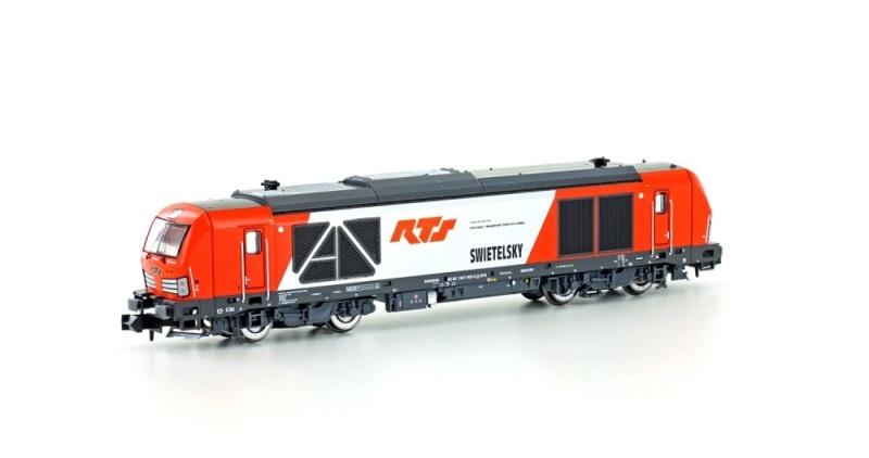 Diesellok BR 247 902 Vectron DE RTS, Ep.VI, Spur N