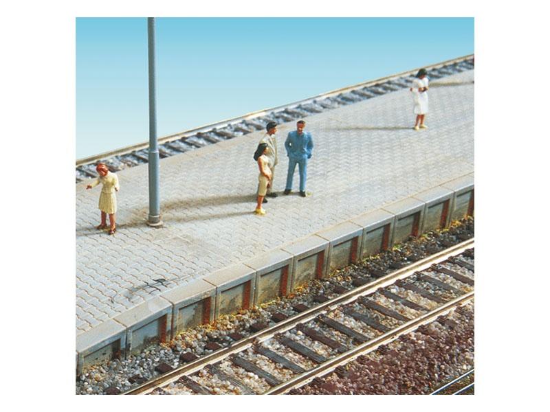 Bahnsteigkanten [2er-Set], H0