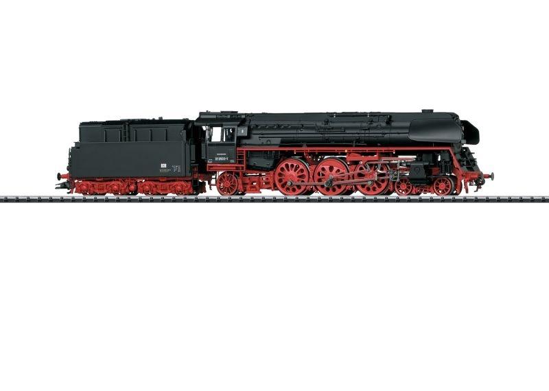 Sound-Dampflok BR 01.5 der DR/DDR, Epoche IV, Spur H0
