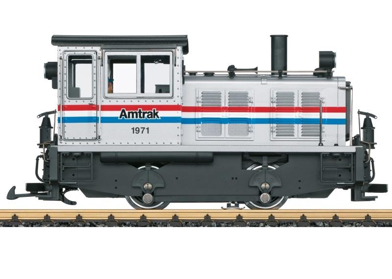 Diesellok Amtrak Phase II, Sound, mfx, DCC, Spur G