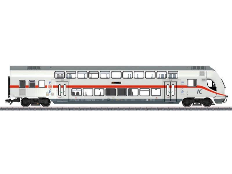 IC2 Doppelstock-Steuerwagen DBpbzfa 668.2 2. Klasse DB AG H0