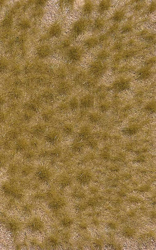 Grasbüschel lang Herbst, Graslänge: 4 mm