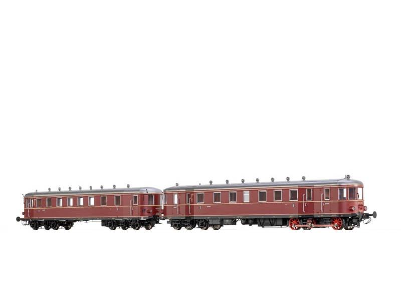 Triebwagen VT62.9 und VB147 DB, III, Digital Extra, DC, H0