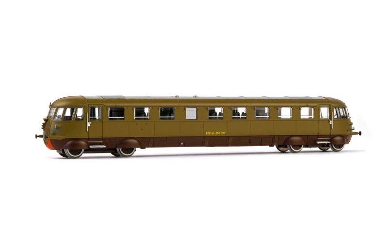 Dieseltriebwagen Aln 556 Castano/Isabella der FSF, Spur H0